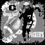 G Packers grunge