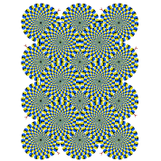 Moving Psychedelic Circles