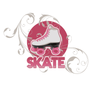 Roller Skate Derby, Skating Girl Kids