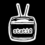 statiQ TV head square