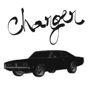 Charger Muscle Car