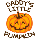 Daddy''s Little Pumpkin