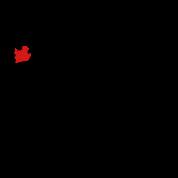 Tomatsky based on Banksy's Flower Chucker Tomato