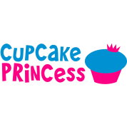 CUPCAKE PRINCESS with cute little crown