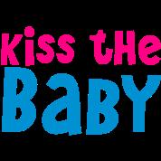 KISS THE BABY! so cute!