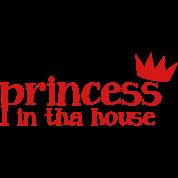 princess in tha house