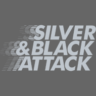 Design ~ Silver & Black Attack