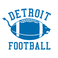 Design ~ Detroit Football