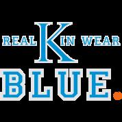 UK Wildcats Basketball - Real Kin Wear Blue