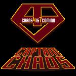 Piketoon Capt Chaos Shield