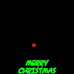 christmas x-mas merry reindeer deer rudolph red no