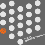 Cincinnati Basketball Dot Shirt 2 Color