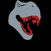 tyrannosaurus rex t-rex  dino dinosaur jurassic raptor