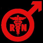 Murse Male Nurse Symbol