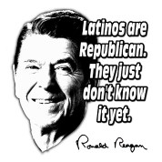 "Reagan Quote ""Latinos Are Republican"""