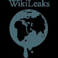 Design ~ WikiLeaks Dripping Globe