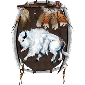 White Buffalo Shield