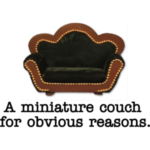 Miniature Couch