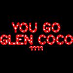 You Go Glen Coco +4 Candy Canes