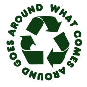 Earth Day Recycle Logo