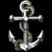 anchor, marine