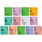 Pimptastic Periodic Table