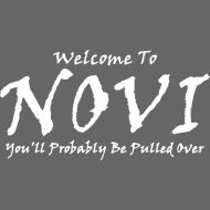 Design ~ Novi: You'll Probably Be Pulled Over