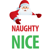 Santa Claus Naughty and Nice