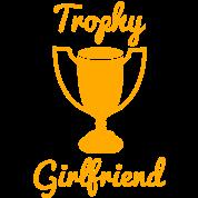 NEW trophy girlfriend