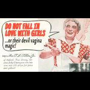 Devil Vagina Magic
