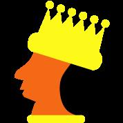 CARD KING black jack royal king