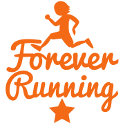 FOREVER RUNNING runner with sports star