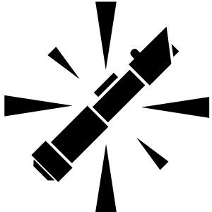 SWTOR Sith Warrior Class Logo 1-Color
