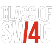 CLASS OF SWAG/14 (RED WITH NO BAND)