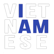 I AM VIETNAMESE (blue with no band)