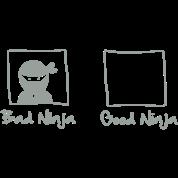 Good Ninja / Bad Ninja