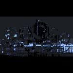 detroit_skylineabstract