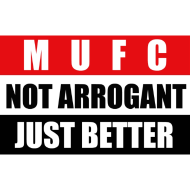 Design ~ Not arrogant just better flag