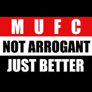 Design ~ Not arrogant just better flag