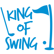 KING of SWING golf dad's day design