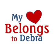 Heart belongs debra