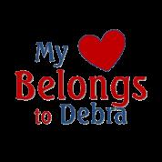 Heart belongs debra