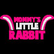 MOMMY's LITTLE RABBIT (good for Easter)