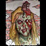 rat zombie brain eater