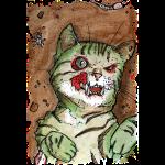 zombie kitten 1