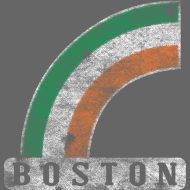 Design ~ Boston Irish Rainbow