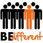 Be different Vector Design