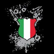 Italy  emblem flag
