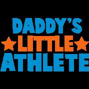 DADDY's LITTLE ATHLETE sport baby