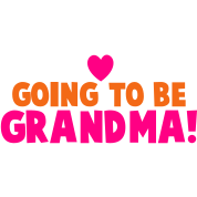 GOING TO BE GRANDMA grandmother shirt